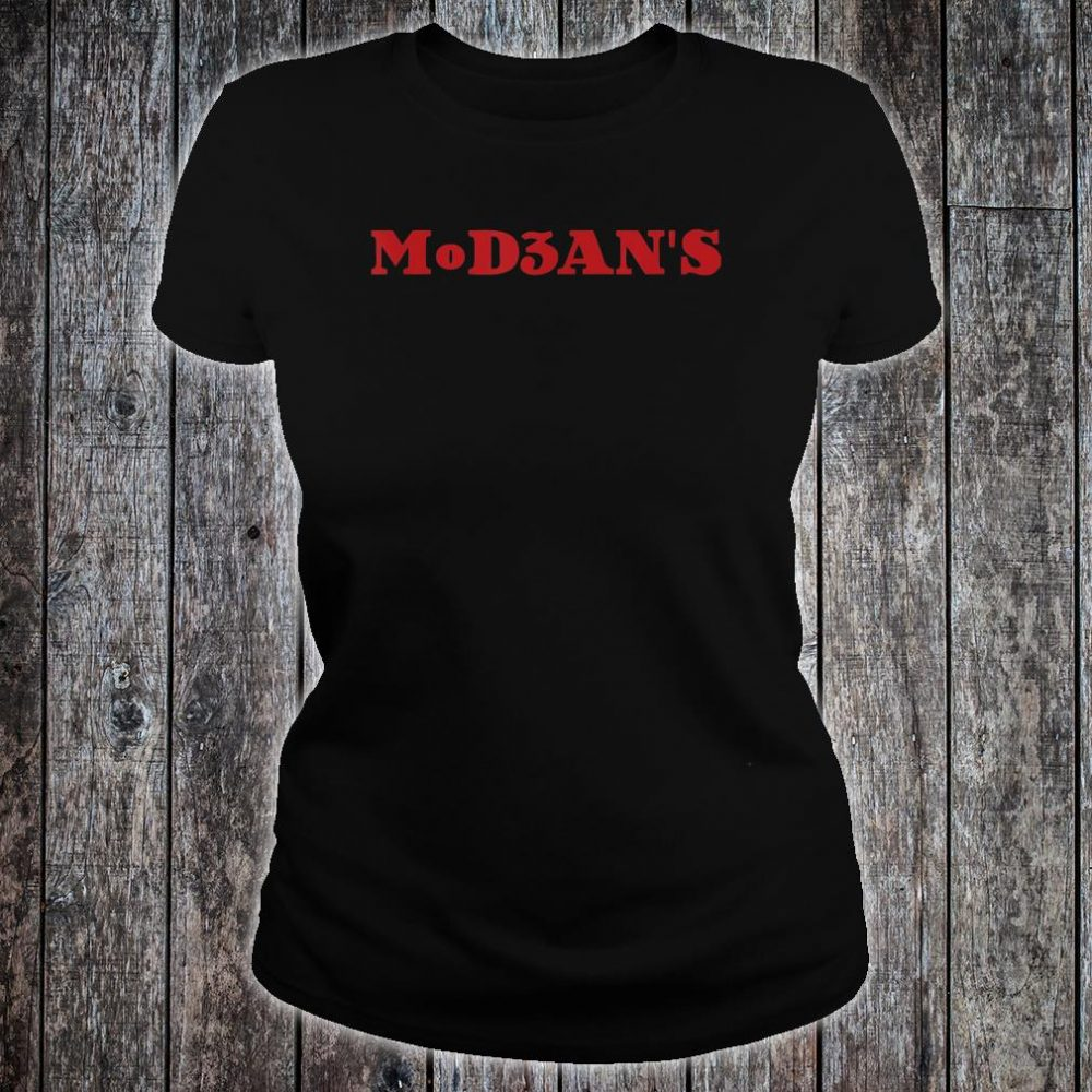 MoD3ANS Shirt ladies tee