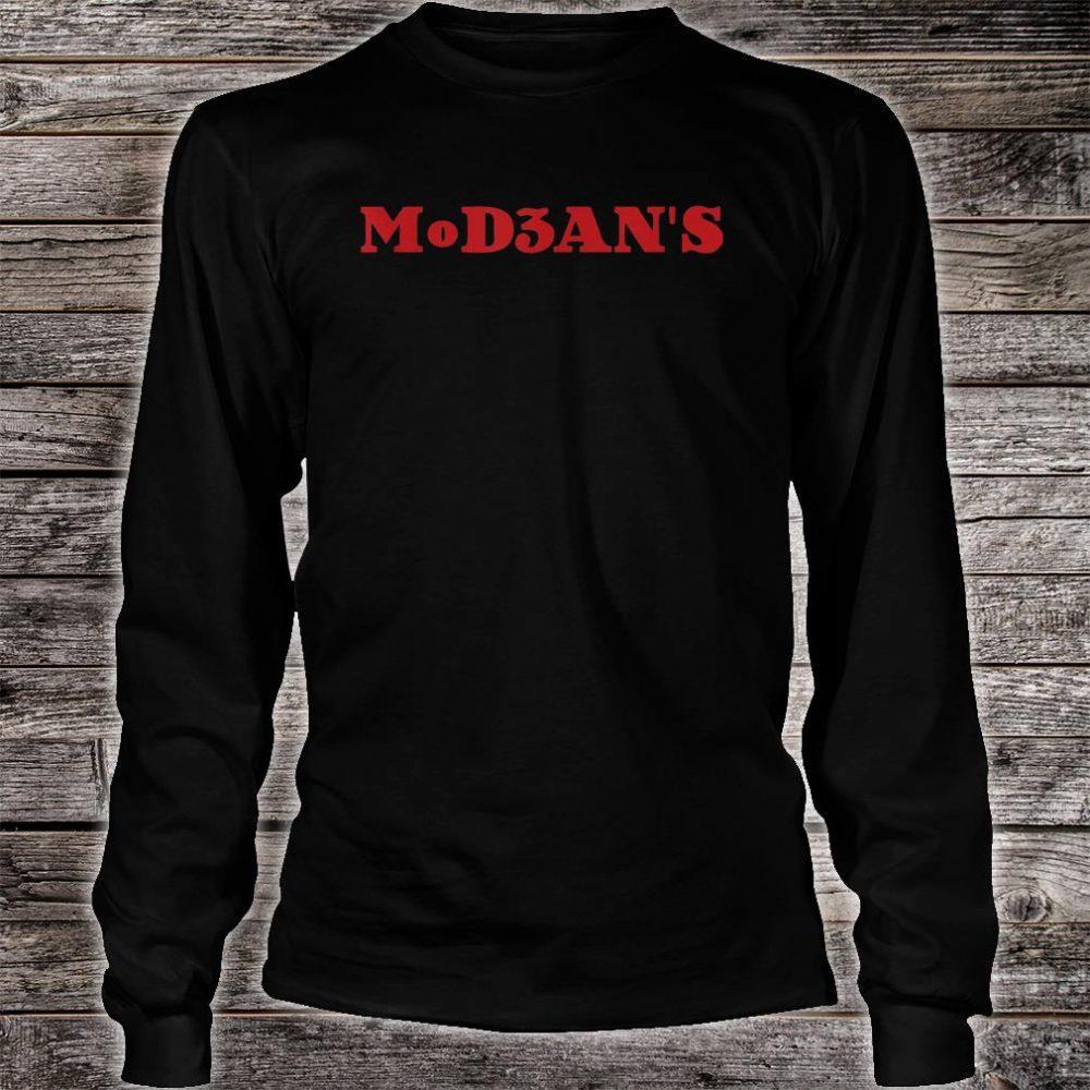 MoD3ANS Shirt long sleeved