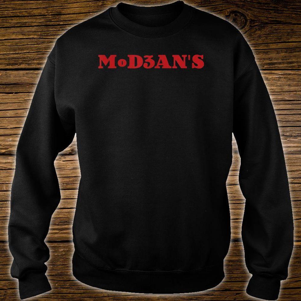 MoD3ANS Shirt sweater