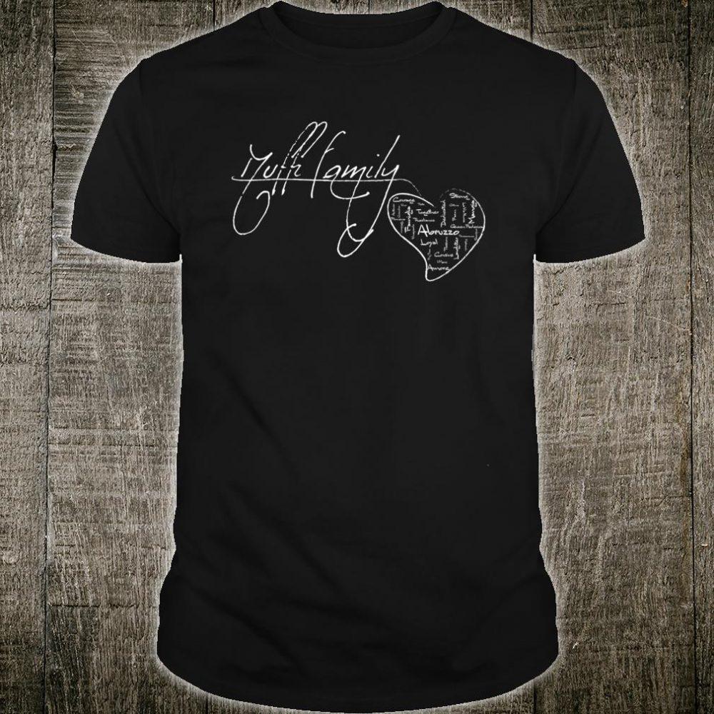 Muffi Famiglia Family Together Shirt