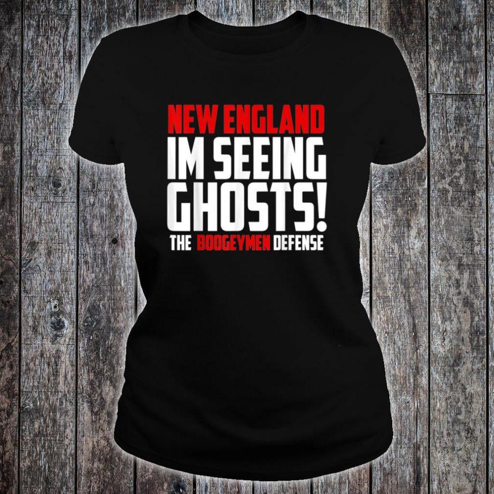 New England boogeymen Shirt ladies tee