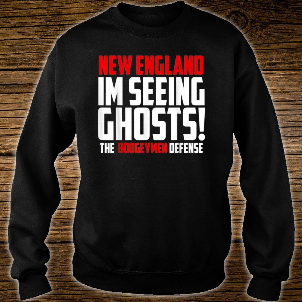 New England boogeymen Shirt sweater