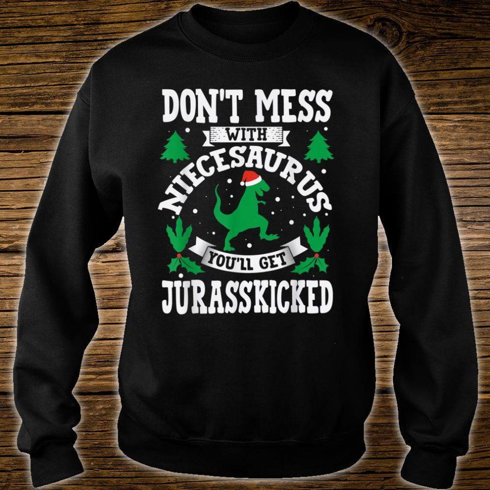 Niece Saurus Jurasskicked Dino Shirt sweater
