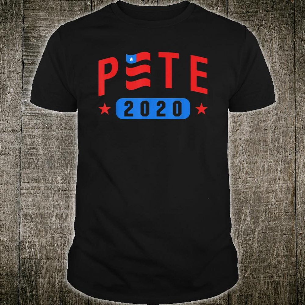 Pete Buttigieg 2020 Shirt