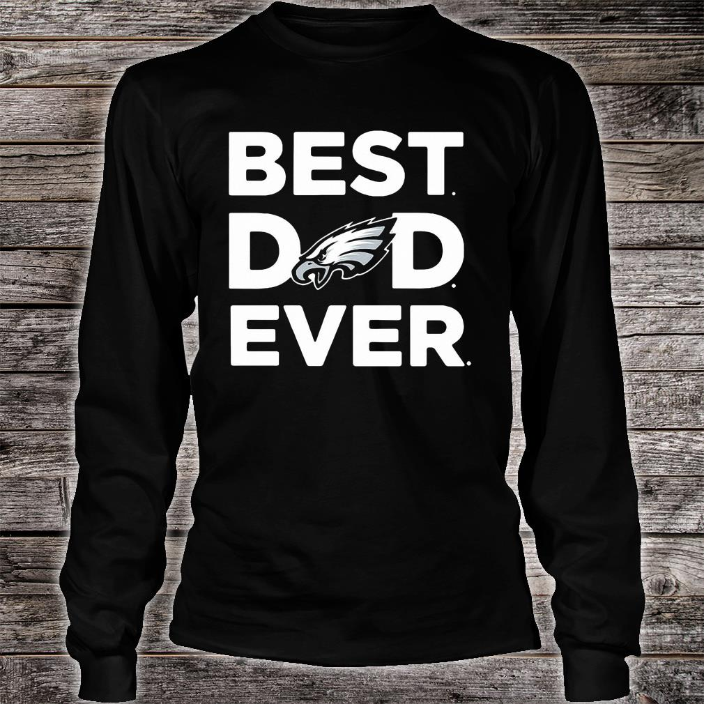 philadelphia eagles dad shirt