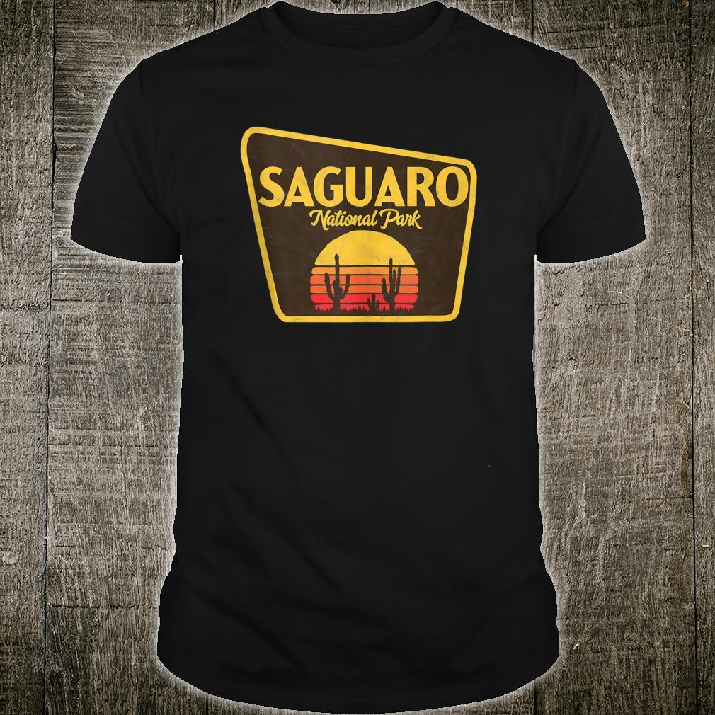 Saguaro National Park Shirt