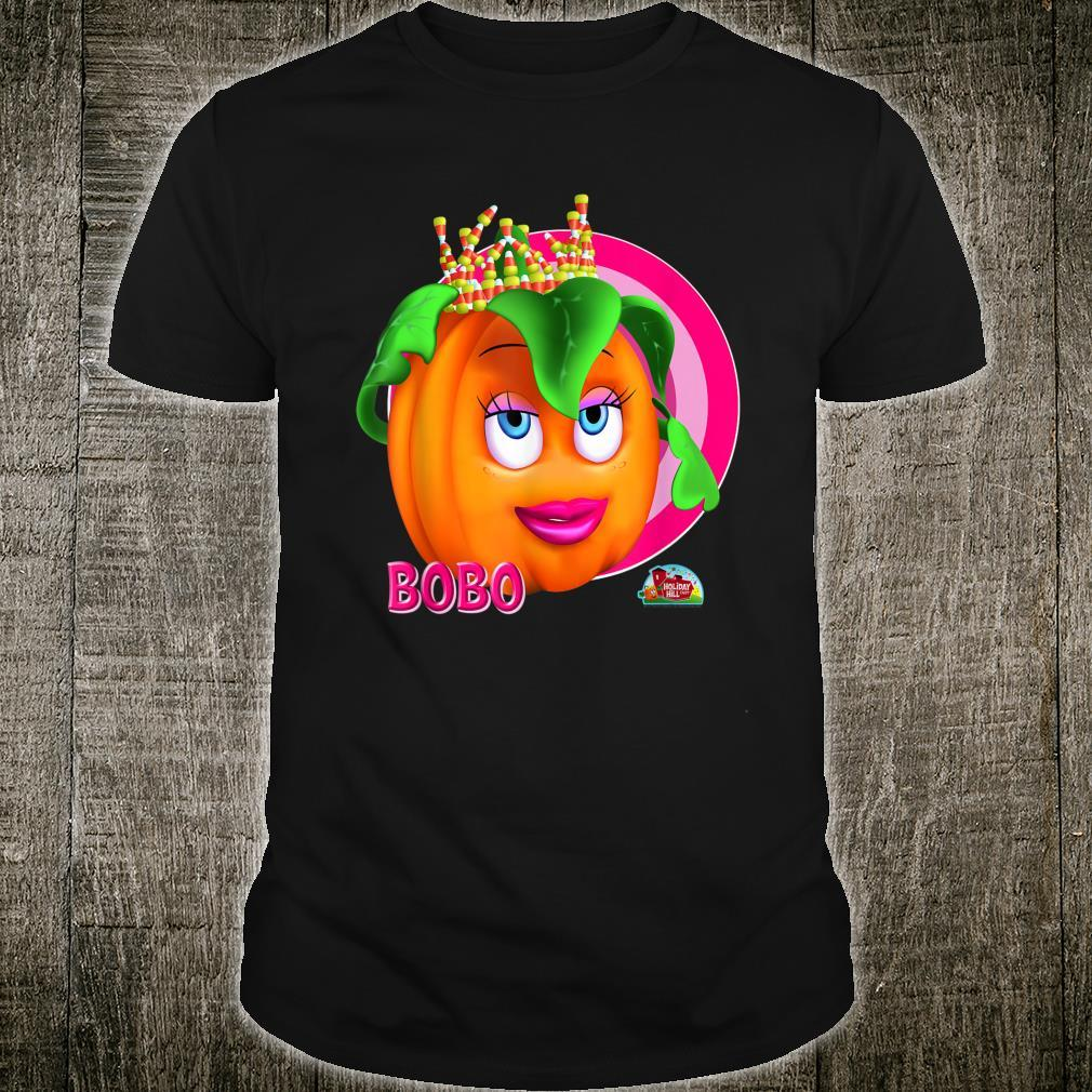 Spookley the Square Pumpkin Bobo Character Shirt