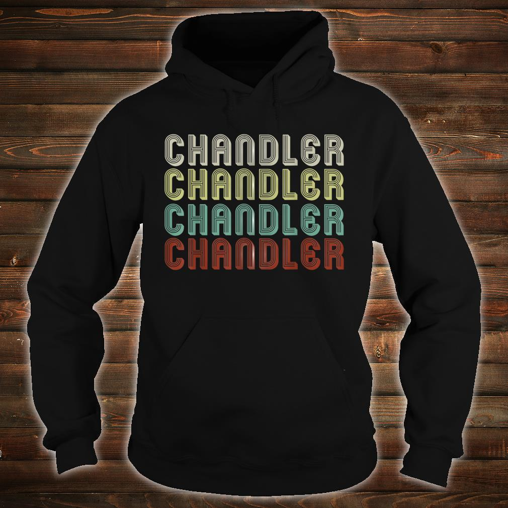 The Name Is Chandler In Shirt hoodie