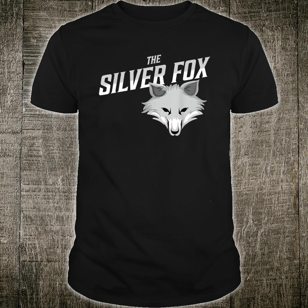 The Silver Fox Halloween Costume shirt Shirt